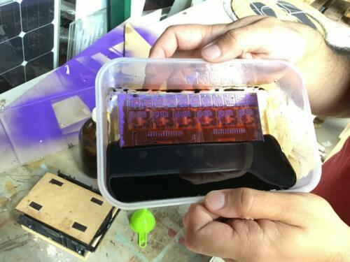 acid wash PCB